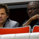 Tom Gores and Joe Dumars