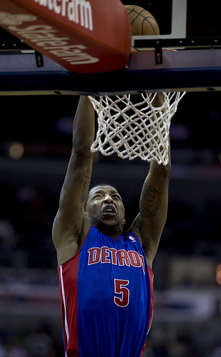 KCP Detroit Pistons - Keith Allison Flickr