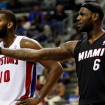 Lebron James Detroit Pistons Greg Monroe